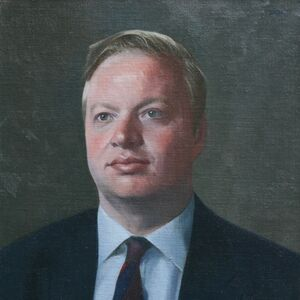 Commissioned Portrait Painting of Tommy Seddon