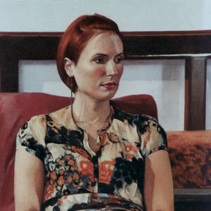Commissioned Portrait Painting of Eleanor